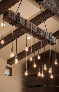 Image result for rustic light fixtures master bedroom