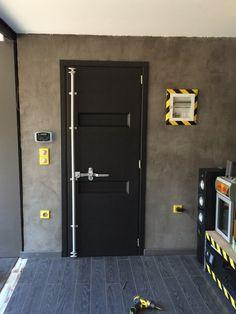 Cargo style door
