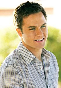 Golden Boy George : Yes, please!  (aka Scott Porter) @Cindy Young