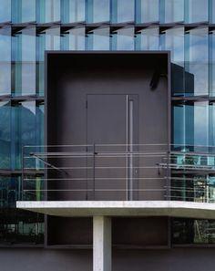 baumschlager eberle: Zumtobel IT Data Center