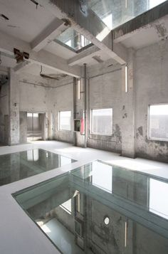 SZ-HK Biennale-Silo Reconversion / O-OFFICE Architects