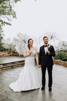 We custom designed Erika's lace wedding dress with sleeves. The trumpet wedding dress silhouette and illusion long sleeves are timeless and feminine. We love her braided bridal updo! #weddingday #wedding #weddingdress #bride #bridalgown #laceweddingdress #longsleeveweddingdress #designerweddingdress