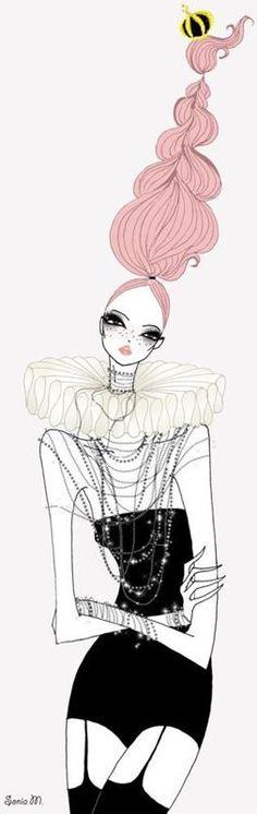 Sonia Menti ilustración