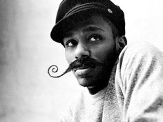 Mos Def with a mustache.
