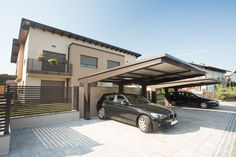 canopy Canopy Outdoor, Outdoor Decor, Car Canopy, Car Ports, Canopy Design, Front Yards, Solar, Automobile, Garage