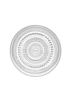 My design inspiration: Kastehelmi Plate Small Blue on Fab.