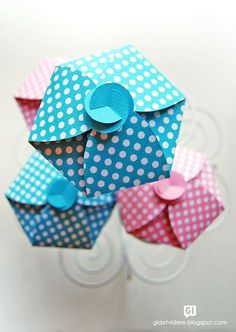 The Sugar Fairy's gift box