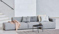Mags Soft low armrest sofa designed by Hay Studio at twentytwentyone Plywood Furniture, Find Furniture, Sofa Furniture, Hay Design, Sofa Design, Outdoor Furniture Design, Lounge, Hans Wegner, Kartell