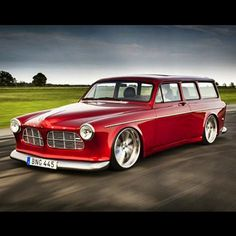 1968 Volvo Amazon  D5252T turbocharged Diesel 5 from volvo v70 1 Franzen Designs  Anders Franzen