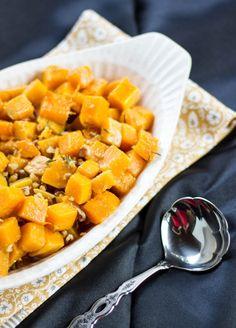 Butternut Squash - side dish for fall!