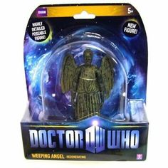 """Doctor Who 5 inch Action Figures Weeping Angel (regenerating) by Underground Toys. $38.88. For Ages 5 & Up. Doctor Who 11th Doctor 5"""" action figure from Underground Toys. Weeping Angel (Regenerating) is from Series 1 of the Doctor Who Eleventh Doctor Action Figure collection. Imported from the UK!. A new Doctor, a new companion, a new TARDIS, and all-new adventures in time and space! The fifth season of the BBC's hit Doctor Who debuted in April with Matt Smith taking hi..."""