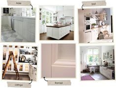 Shabby Chic Interiors: Progettando la mia cucina