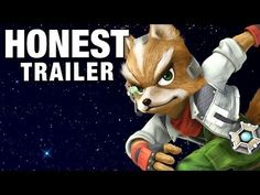 STAR FOX 64 (Honest Game Trailers) is now rolling...