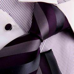 Purple Designer Ties Men Fine Formal Wear Darkmagenta Stripes Woven Silk Neckie Handkerchiefs Cufflinks Gift Box Set Y Perfect Necktie Set H7010 Y,http://www.amazon.com/dp/B0083I7N8S/ref=cm_sw_r_pi_dp_-Qpprb0KBRF2HYHJ