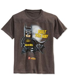 Lego Little Boys' Batman T-Shirt