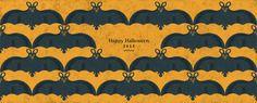 Ilustración de un murciélago paso a paso. Gif animado de Raquel Feria, as Rachel´s Puzzle Things. Bat, step by step. Illustration process. #bat #halloween #illustration #animation #diy #pattern #rachelsthings