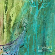Peacock by Robin Maria Pedrero