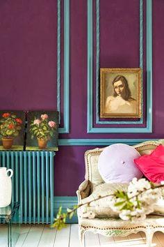 Kalorifer Peteklerini Renklendirme Zamanı #winter #home #decorationideas #creative #dekorasyon #radiator #colorful #kendinyap #diy