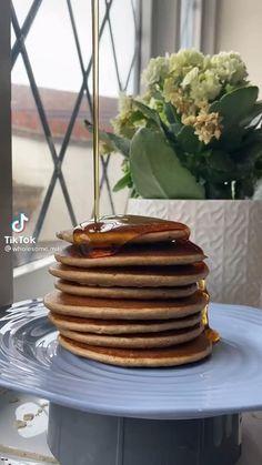 Healthy Sweets, Healthy Breakfast Recipes, Healthy Baking, Fun Baking Recipes, Snack Recipes, Cooking Recipes, Sweet Breakfast, Yummy Food, Oatmeal