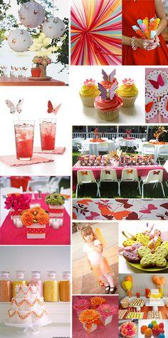 Festa de borboletas