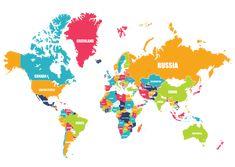 Hasil carian imej untuk peta dunia