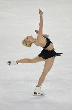 Ashley Wagner - ISU Grand Prix of Figure Skating