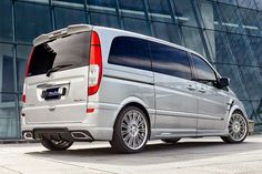 Mercedes-Benz Viano Wald | BENZTUNING | Performance and Style