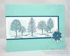 Image result for stampin up lovely as a tree stamp set