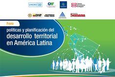 Foros Semana Políticas y planificación del desarrollo territorial en América Latina, Agenda - ForosSemana.com