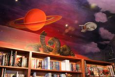 The Stately Raven Bookstore in Findlay, Ohio - By Beth Covert