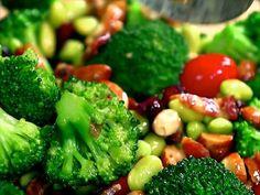Jack's Favorite Broccoli Salad Video : Food Network - FoodNetwork.com