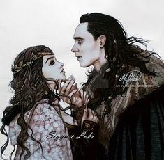 Loki and his love