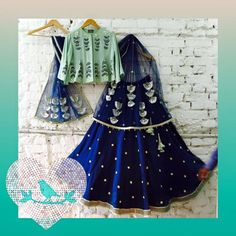 Latest Collection of Lehenga Choli Designs in the gallery. Lehenga Designs from India's Top Online Shopping Sites. Lehenga Designs, Choli Designs, Blouse Designs, Indian Attire, Indian Wear, Indian Dresses, Indian Outfits, Before Wedding, Indian Designer Wear