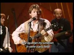 John Denver.....I'd Rather Be A Cowboy !!!