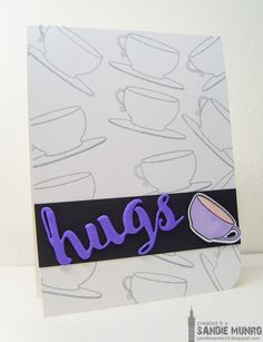 Hello All     I am here today to share with you the cards I have made with my virtual crafting honey buddies:     Hazel   Sarah G   Sarah ...