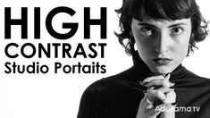 Create High Contrast Portraits: Exploring Photography with Mark Wallace - Photography, Landscape photography, Photography tips