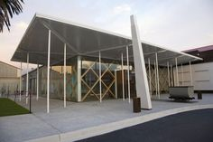Coaltown Museum by Boon Goldsmith Bhaskar Brebner Team Architecture was a winner in the Public Architecture category.