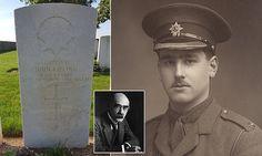 Experts confirm final resting place of Rudyard Kipling's 'Boy Jack'
