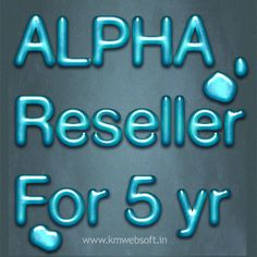 Linux Alpha Cloud Reseller Pack For 5 Year at Just Rs.17999