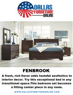 The Fenbrook #BedroomSet by Coaster offers understated elegance with its clean lines & minimalist style! Included in this collection is a Queen bed frame, dresser, a nightstand, and a mirror. If you require other matching #furniture, they are available for extra cost. Get complete details by clicking the pic above or calling/texting 972-698-0805! #decorating #BedroomMakeover #bedrooms #dressers #nightstands #mirrors #DFW #Dallas #FortWorth Nightstands, Dressers, Minimalist Style, Minimalist Fashion, Furniture Online, Texting, Queen Beds, Clean Lines, Bed Frame