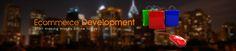 #eCommerce design and #development services. #webDesign