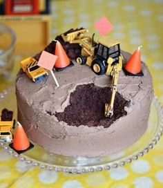 Constrction cake