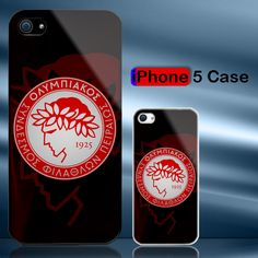 Olympiakos Piraeus iPhone 5 Case Glock Guns, Indie Brands, Cool Stuff, Stuff To Buy, Gadgets, Buy And Sell, Iphone, Weapons, Logo