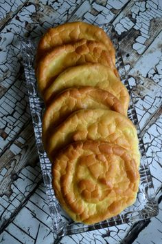 Cloud bread made wit