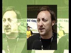 El Colpbol. Descripción de la modalidad deportiva creada por Juanjo Bendicho.