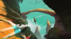 Enjoy The Art of No Man's Sky in a collection of Concept Art made for the game. No Man's Sky is an action-adventure survival video game developed and No Man's Sky Game, Hello Games, Steampunk, Sky Images, Sky Hd, Multimedia Artist, To Infinity And Beyond, Wallpaper Free Download, Environment Design