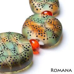 Lampwork Beads by Romana / January 2013