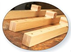 Wooden Bar Clamps - The Woodworkers Shop - American Woodworker