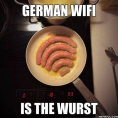 """- 9GAG (@9gag) on Instagram: """"This is one of the wurst puns I have ever seen. Follow @9gag @9gagmobile #9gag #sausage #german…"""""""