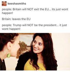 Brexit, EU, United Kingdom, England, Donald trump, presidential election